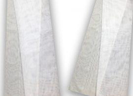 1000 voile ecrü/fehér